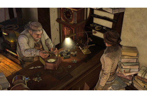Syberia 3 Review (PS4) | Push Square