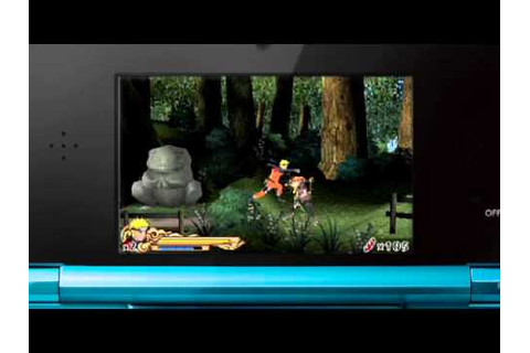 Zwiastun Naruto Shippuden 3D -- The New Era - Gamezilla.pl ...