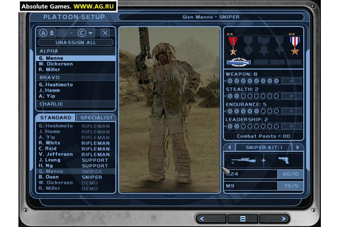 Pc Ghost Recon Desert Siege Cheats - dedalframe