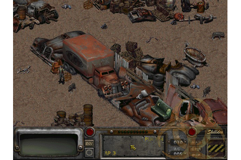 Fallout 1.5: Resurrection Mod Goes Back to Series Roots ...