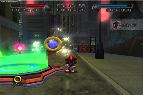 Shadow The Hedgehog (USA) Nintendo GameCube / NGC ISO ...