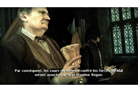 [MU] Harry Potter et le Prince de Sang-Mêlé [PS3]