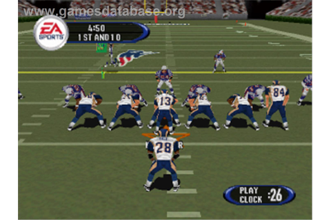 Madden NFL 2003 - Sony Playstation - Games Database