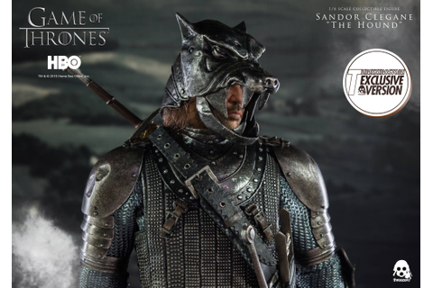 Game of Thrones The Hound by ThreeZero - Detailed Pics and ...