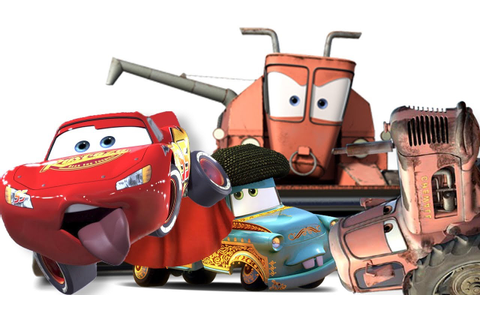CARS 3 Frank Tractor Tipping MOVIE GAME ENGLISH FULL ...