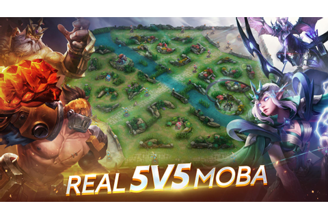 Download Arena of Valor: Arena 5v5 on PC with BlueStacks