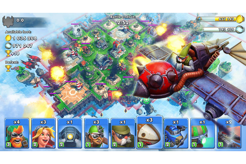 Sky Clash: Lords of Clans 3D - Android Apps on Google Play