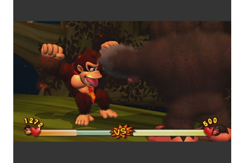 New Play Control! Donkey Kong Jungle Beat Archives ...