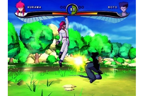 Yu Yu Hakusho: Dark Tournament - Playstation 2 - Alvanista