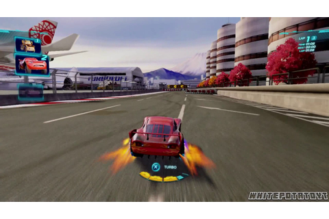 Cars 2: The Video Game | Free Play | Dragon Lightning ...