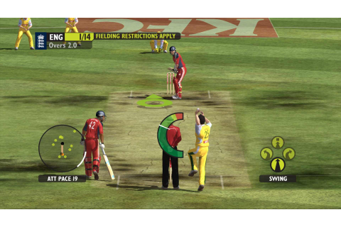 Ashes Cricket 2009 Download Free Full Game | Speed-New
