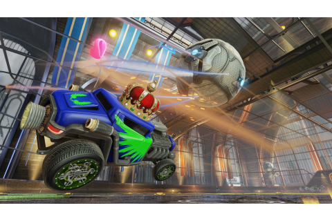 Rocket League review: Soccer meets cars in 2015's most ...