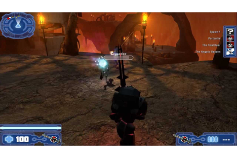 Apocalyptica (PC Game) - Level 17 - Hell - The Black ...