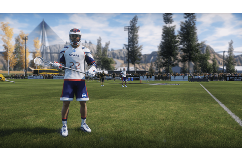Casey Powell Lacrosse 16 — laxvideogame
