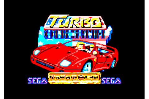 turbo outrun © u.s.gold (1989)