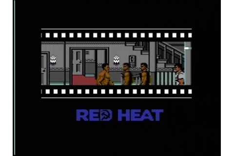 RED HEAT (C64 - FULL GAME) - YouTube