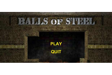 Balls of Steel - Breakout Game » Android Games 365 - Free ...