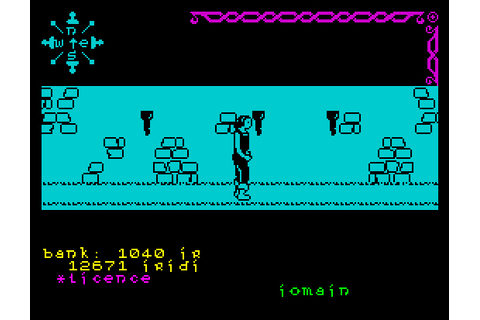My all time favourite video games: Dun Darach - Amstrad ...