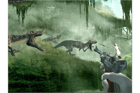 My idea of a good Dinosaur game. (Last of Us) : gaming