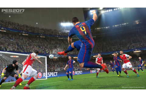 Pro Evolution Soccer 2017 review: The finest soccer game ...