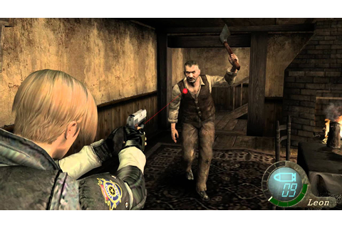 Resident Evil 4 Ultimate HD Edition Gameplay 1920x1080 ...