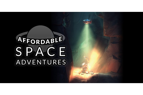 Affordable Space Adventures will cost $19.99/€18.99/£16.99 ...