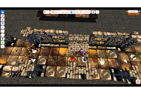 Let's Play The Temple of Elemental Evil Board Game - Part ...