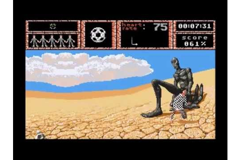 Weird Dreams - Atari ST [Longplay] - YouTube