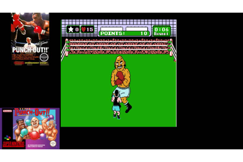 Super Punch Out Game Play 2 - YouTube