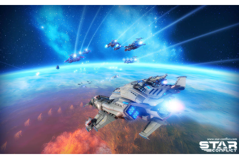 Star Conflict Review, Download, Guide & Walkthrough ...