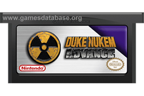 Duke Nukem Advance - Nintendo Game Boy Advance - Games ...