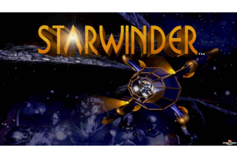 (PSX) Starwinder - The Ultimate Space Race (SLUS-00094 ...