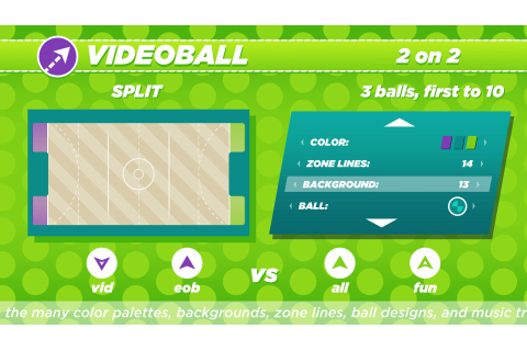 Videoball review | Polygon