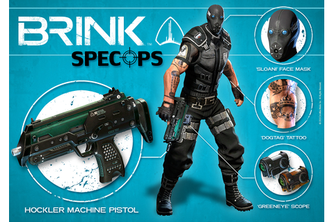 Brink Game Free Download - Vanish into Games