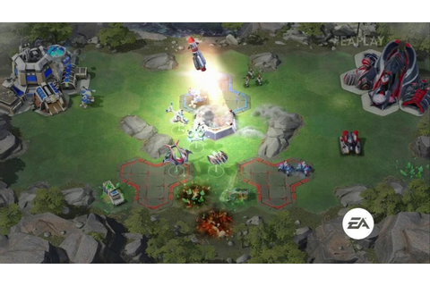 Command and Conquer Rivals: Head to Head Gameplay Demo ...