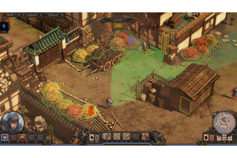Review: Shadow Tactics: Blades of the Shogun