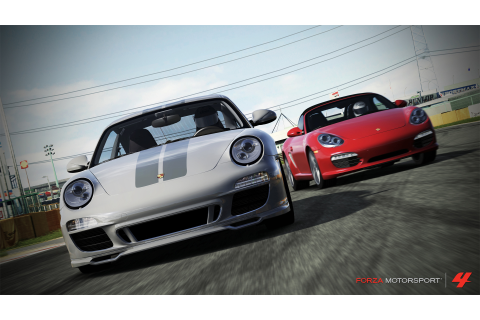 100 Hot Cars » Forza Motorsport 4