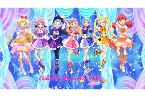 Image - Wiki-background | Aikatsu Friends! Wiki | FANDOM ...