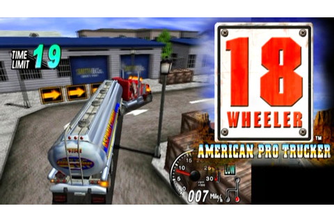 18 Wheeler: American Pro Trucker ... (PS2) - YouTube