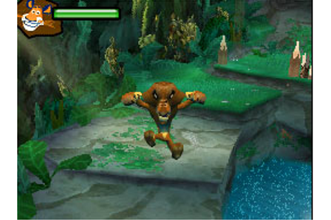 Madagascar: Escape 2 Africa Review for Nintendo DS