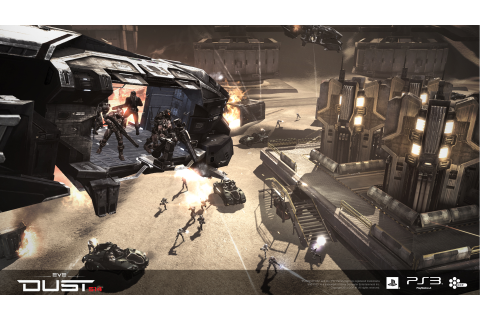 DUST 514 Review - Liberating FPS players from a prison ...