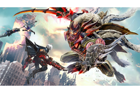 God Eater 3 has eight-player co-op Assault Missions - Gematsu