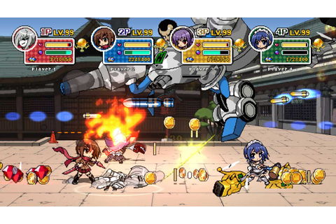 Phantom Breaker: Battle Grounds Overdrive for Nintendo Switch