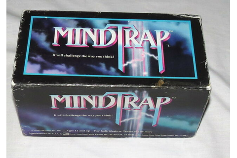 Mindtrap Game AS IS | eBay