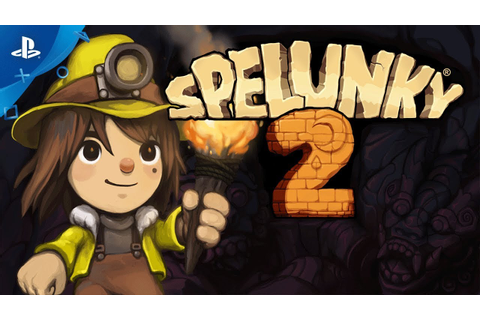 Spelunky 2 - Gameplay Trailer | PS4 - YouTube