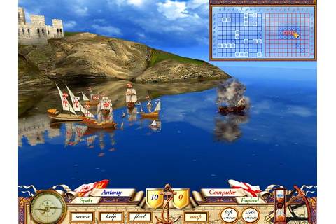 The Great Sea Battle: The Game of Battleship > iPad ...