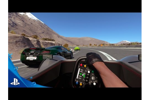 DRIVECLUB™ VR Game | PS4 - PlayStation
