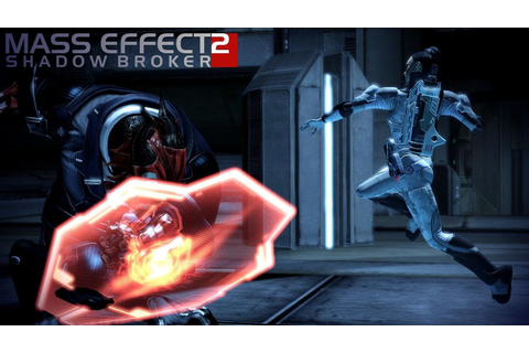 Mass Effect 2 - DLC Lair Of The Shadow Broker - Completo ...