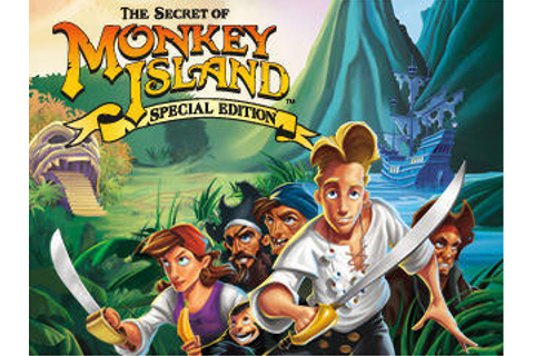 The Secret of Monkey Island: Special Edition for Browser ...