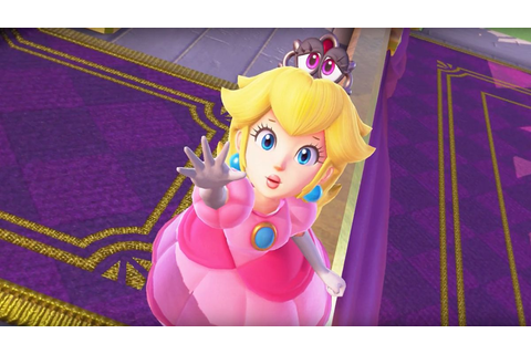 Who knew that Nintendo could transform Princess Peach into ...